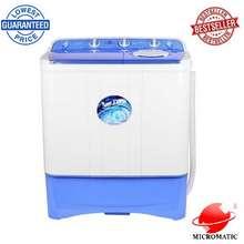 Micromatic Mwm-700 Twin Tub Washing Machine 6.5Kg With Dryer