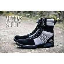adidas sepatu pria tice delta safety boot leather suede (ujung besi) 5ce4af52d6