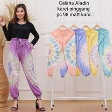 Aladdin Celana Aladin Kaos Clana Batik Kencana Clana Motif Empat
