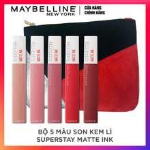 Maybelline Maybelline- Son Kem Lì Lâu Trôi - Super Stay Mat Ink