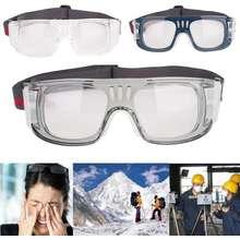 11a9c15003 Basketball Protective Glasses Outdoor Sports Goggles Football Mirror Male  Men Sports Myopia Glasses