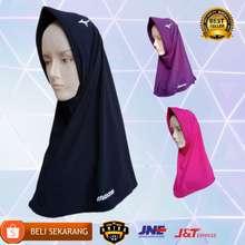 Mizuno Hijab Sport Import/Kerudung Olahraga