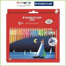 Staedtler Luna Watercolour Pencils 24 Pc | 137 10 C24