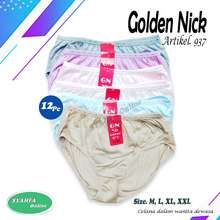 nick  1 LUSIN  CELANA DALAM GOLDEN  00afc14b0d