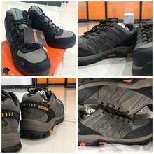Wolverine Sepatu Safety Merk Original