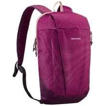 Quechua Tas Nh100 10L Dark Purple - 8502157