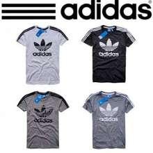 adidas เสื้อ แท้ เสื้อยืดผู้ชาย หลากสี