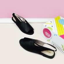 """Dumbum Shoes Sepatu Bigsize Wanita """"Lova"""" Jumbo Shoes"""