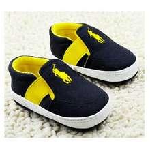 Tokopedia · Kunjungi Toko. Polo sepatu prewalker black yellow 7f3442c3c5