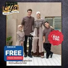 Ethica Busana Muslim Sarimbit Couple Original - Elfa 143