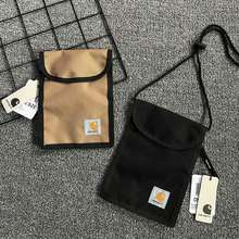 be84c0fdcd Carhartt Men Women Sling bag Phone bags casual simple bagpack school bag  bagpack