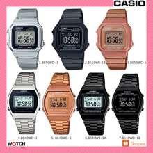 Casio นาฬิกาข้อมือ คาสิโอ Casio Standard Lady รุ่น B640 B640Wb B640Wc B650Wd B650Wb B650Wc