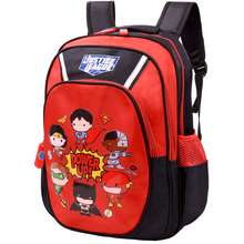 Justice League School Bag Jl 1019-1 Black / Red