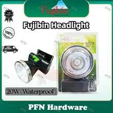 Fujibin 💥Ready Stock💥 20W & 10W Led Rechargeable Waterproof Warm White Head Light Multi-Function Super