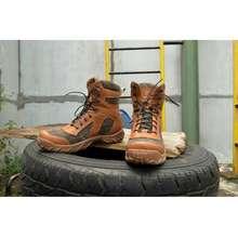 Piede Sepatu Pria Kasual Premium Kulit Asli Original Terbaru Mandala Ch Sepatu Hiking Sepatu Nongkrong