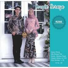 Citra Kebaya Baju Couple Pesta / Baju Couple Kebaya Brokat / Baju Kondangan / Baju Tunangan / Kapel