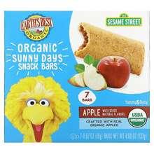 Earth's Best Sunny Days Snack Bars Apple 8 Bars 0.67 oz (19 g) Each