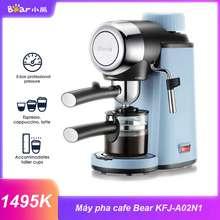 Bear Máy Pha Cà Phê Espresso Tự Động Kfj-A02N1 - Máy Pha Cà Phê Espresso/Capuchino/Latte Tự Động Kfj-A02N1