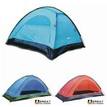 Great Outdoor Tenda Dome Tenda Camping Great Outdoor