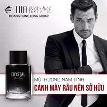 LUA [Chính Hãng 100%] Nước Hoa Nam Crystal For Him