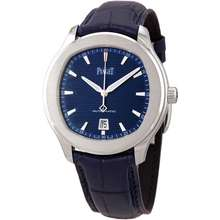 Piaget Polo S Automatic Blue Dial Mens Watch G0A43001