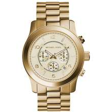 8b0ea6ed28e9 Michael Kors MK8077 Gold-Tone Men s Watch