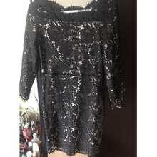 Prada Formal Dress Size Medium On Tag