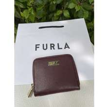 Furla Card Holder Navy