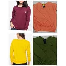 Nevada S/M/L/Xl-Sweater Wanita/Cewek//Polos/Love