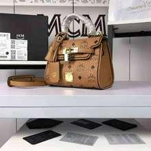 MCM Hand Bag Wanita Branded