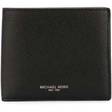 34aa989998a1 Michael Kors Billfold Wallet. Michael Kors Billfold Wallet Black Leather ...