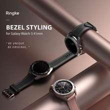 Ringke Viền Bezel Cho Samsung Galaxy Watch 3 (45Mm / 41Mm ) - Hãng