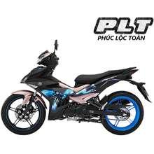 Yamaha Xe Máy Exciter 150- Phiên Bản Doxou (Xanh Đồng Ánh Hồng)