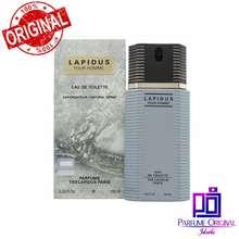 Ted Lapidus Lapidus Pour Homme Edt 100Ml
