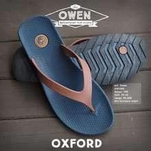 Oxford Sandal Camou Pria OWEN