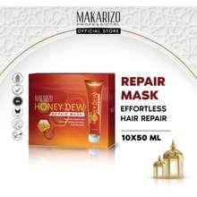 Makarizo Professional honey dew repair mask dusset 10 x 50 ml