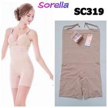 Sorella Sc319 Korset Highwaist Long Leg Seamless M L Xl