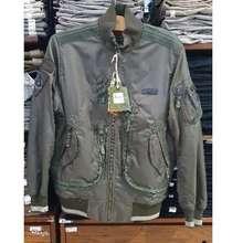 M.Gee Mgee Jaket Bomber Outdoor Original 100% - Cross C009
