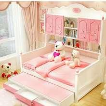Cavenzi Bedroom Sets Double Decker Divan Kids Wardrobe Cabinet Wall Rack Kabinet