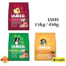 Iams Dog Dry Food Adult Dog Small Breed All Breed Mother & Baby Dog 1.5Kg