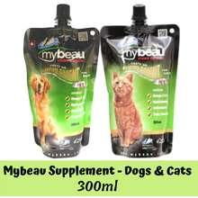 Mybeau Vitamin & Mineral Tasty Oil Dog & Cat Supplements / Dogs & Cats Vitamin (300Ml)