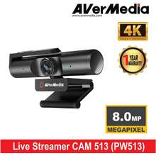 Avermedia 4K Usb Webcam (Pw513)