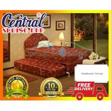 CENTRAL SPRINGBED DELUXE FLORIDA FULL SET UK 90X200 ✓