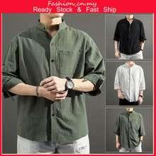 3Colors Men'S Kurta Raihan / Kurta Alhafiz / Baju Raihan / Male Top / Baju Raya Lelaki