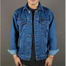 DENIM Jaket Jeans Pria Premium Quality