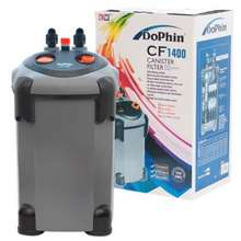 Dophin Cf 1400 Uv Canister Filter For Up To 4 Feet Tank