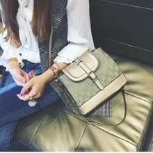 A. Saks 2017 Autumn And Winter New Korean Version Of The Big Fashion Simple Bucket Bag