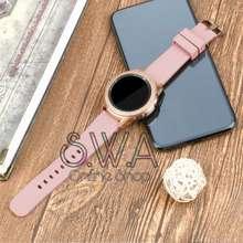 Galaxy Watch 42Mm Sm R810 Strap Watch Band Buckle Tali Jam Smartwatch Abu Abu