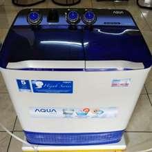 Aqua Mesin Cuci Twin Tub QW 880XT