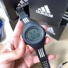 adidas [4.4 Shock Sale] Duramo Adp6089 Petak Black White Stripe With Box 🔥🔥